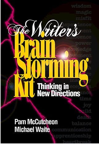 Image for The Writer's Brainstorming Kit  - Thinking in New Directions